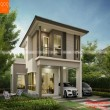 Mẫu biệt thự 2 tầng mái thái nông thôn ở Nam Định - BT01