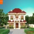 Tổng hợp những mẫu nhà 2 tầng đẹp ở nông thôn
