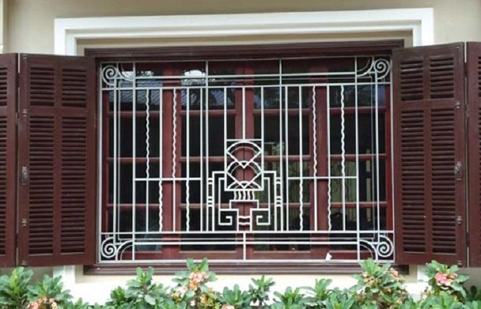 10+ mẫu song cửa sổ đẹp mang lại tính thẩm mỹ cao cho không gian sống