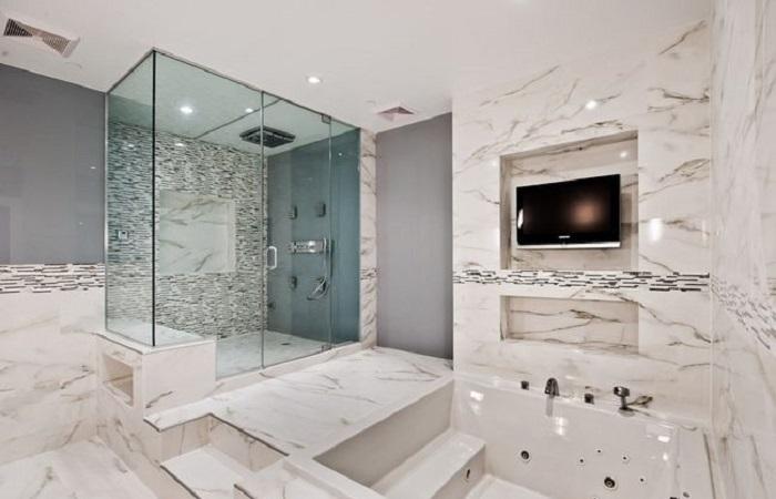 Các cách khiến phòng tắm là nơi thư giãn lý tưởng cho người sử dụng