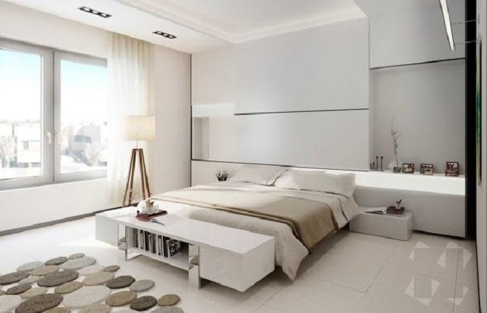 Giải đáp thắc mắc: Diện tích phòng ngủ bao nhiêu là hợp lý