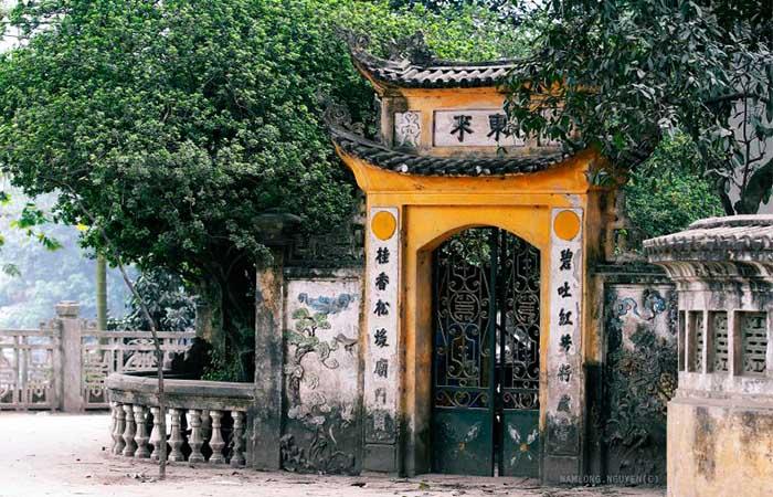 Kiến trúc đình làng Việt Nam
