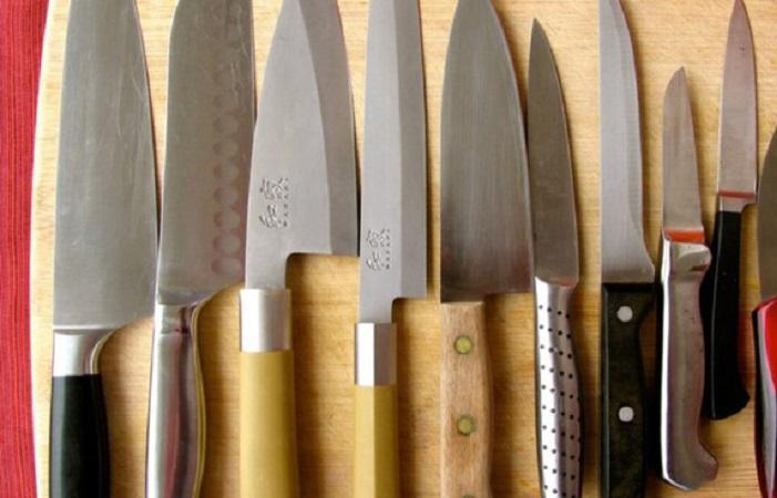Mẹo giúp những con dao cũ sắc bén như mới