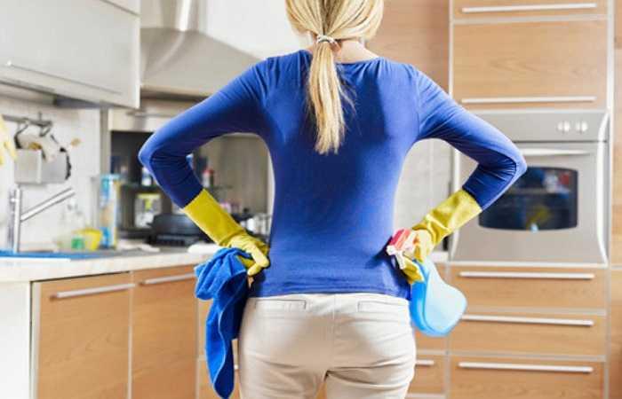 Mẹo làm sạch nhà bếp một cách đơn giản và nhanh chóng bạn nên biết
