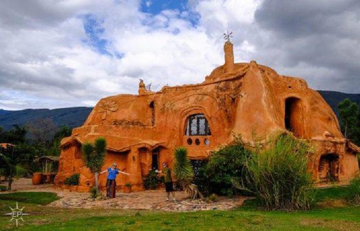 Ngắm nhìn ngôi biệt thự đất nung đẹp nhất thế giới - niềm ao ước của bao người