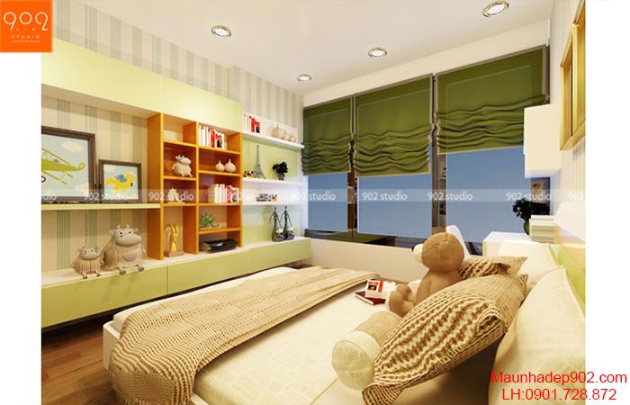 Phòng ngủ trẻ nhỏ nên lựa chọn hướng nào có lợi cho sự phát triển của trẻ nhỏ