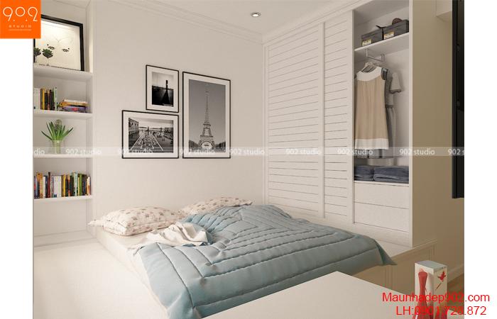 Thiết kế phòng ngủ theo phong cách Á - Đông