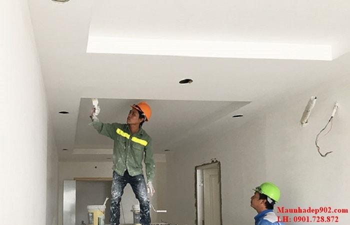 Tìm hiểu về chỉ trần nhà bằng xi măng