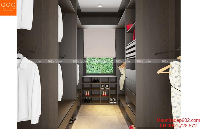 Tư vấn nội thất cho căn hộ 70m2 với 2 phòng ngủ